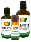 Clementine Essential Oil Pure Natural Authentic Citrus Clementina Aromatherapy