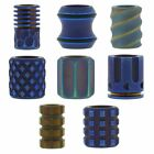 Titanium Lanyard Beads for Paracord, Leather, & Cords By Afet Ships From USA