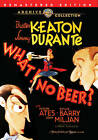 WHAT!  NO BEER?(DVD-R, 2011)BUSTER KEATON JIMMY DURANTE ROSCOE ATES PHILLAS BARR