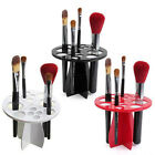 1*26 Hole Brush Drying Shelf Holder Makeup Drying Rack Makeup Cosmetic Brushes