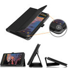 T-Mobile Alcatel A30 8-inch Tablet 9024W 2017 Case Leather Folio Stand Cover