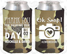 Tan Camouflage Wedding Koozies Koozie Favors Gift Ideas Decorations Gifts (44)