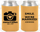 Gold Wedding Koozies Koozie Favors Gift Ideas Decorations Gifts (226)