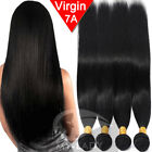 7A 100% Cheap 3 Bundles=300g Real Brazilian Unprocessed Virgin Human Hair SK262