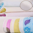 Replacement Pad Cover Pants Cute Pattern Mattress Waterproof Newborn Diaper