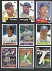 2016 TOPPS ARCHIVES - STARS, ROOKIE RC'S, HOF - WHO DO YOU NEED!!!