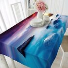 3D Rock 4687 Tablecloth Table Cover Cloth Birthday Party Event AJ WALLPAPER AU