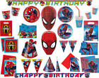 Kindergeburtstag Geburtstag Party Fete Motto Spiderman Ultimate Amazing