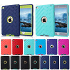 U.s Store Defender Hybrid Shockproof Rugged Case Cover For Apple Ipad Mini 4 New