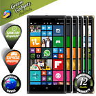 Microsoft Lumia 830 16GB Black Green Orange White Gold Brand New Sealed In Box