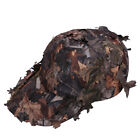 Men Tactical Bionic Leaf Hat Camping Fishing Hunting Boonie Cap Quick Drying SA