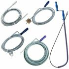 SILVERLINE WASTE DRAIN PIPE CLEANERS & UNBLOCKERS Toilet/Sink/Plug Auger Snake