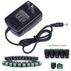 12 volt ac adapter - 12V 2A AC/DC Adapter Charger Power Supply for CCTV DVR Camera LED light US STOCK