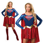 Rubies Womens Official Licensed DC Comic Supergirl TV Series Fancy Dress Costume