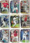 2015 Bowman Baseball Base Cards - Complete Your Set - Pick Your Card