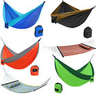 Multi Hammock Quilted Fabric With Pillow Double Size Spreader Bar Heavy Duty