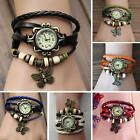 Women Girls Ladies Fashion Jewelry Watches Bracelet Wristband Bangles Butterfly
