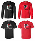 Atlanta Falcons Logo Men's Short Sleeve / Long Sleeve T-Shirt Sizes S - 5XL