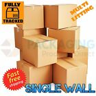 "SMALL MAILING PACKING CARDBOARD BOXES 4x4x4"" CUBE"