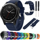 Fitness Silicone Band Wrist Watches Strap For Garmin Fenix 5/Forerunner 935