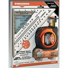 Swanson Speed Square and Gripline 25 ft. Tape Measure Bundle