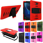 Screen Protector + Heavy Duty Shockproof Case For Samsung Galaxy Tab A 8.0 T350
