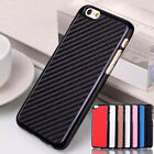 "Hot Ultra Thin Carbon Fiber Hard Back Plastic Case Cover for Apple 4.7"" iPhone 6"