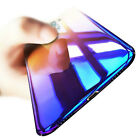 Glossy Thin Gradient Mirror Acrylic Hard Shockproof Case Cover for Huawei P9/P10