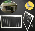 80x26cm Wires Bars Frame Racing Pigeon Entrance Fantail Tumbler Loft Supply ;