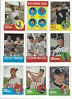 2012 TOPPS HERITAGE - STARS, ROOKIE RC'S - WHO DO YOU NEED!!!