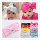 1/10X Kids Baby Toddler Infant Bow Headband Hair Band Accessories Headwear