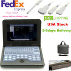 USA Portable CMS600P2 Laptop Ultrasound Scanner Machine(4 Probes Choose) CONTEC