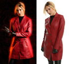 Buffy the Vampire Slayer 20th Anniversary Prop Replica Red Jacket Trench Coat