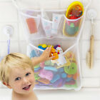 1 PC Baby Kids Bath Bathtub Toy Mesh Net Storage Bag Organizer Holder Bathroom