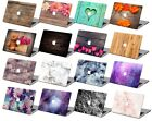 Pretty Painted Hard Rubberized Case +Keyboard Cover For Macbook Pro Air 11 13 15