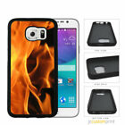 Flames Samsung Galaxy S6 Edge / Edge Plus Case Cover