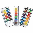 12/18/24 Color Artist Solid Cake Watercolor Paint Set Illustration Painting