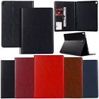For iPad 2 3 4 &mini 1 2 3 & Air 2  Heavy Slim Folio Series Leather Stand Cover