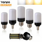 E27 E14 E12 LED Corn Bulb Lamp 7W 9W 12W 110V 220V Lights 122 154 160LEDs Bright