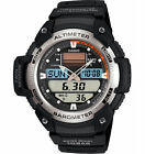 sgw400h-1bv - Casio Twin Sensor Watch, 5 Alarms, Altimeter, Thermometer, Barometer,SGW400H-1BV