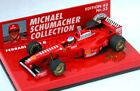 MINICHAMPS Michael Schumacher Collection 1:43rd scale FERRARI F1 model race cars