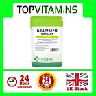 Grapeseed Extract 50mg 100 Tablets ✰ Natural Antioxidant ✰ Aids Skin Anti Ageing