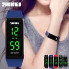 SKMEI LED Digital Fashion Watch Student Warterproof Silicone Wirst Watches