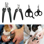 Pet Dog Nail Clippers Cat Rabbit Bird Claw Scissors Grooming Trimmer Cutter Tool