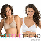 Ladies Soft Cup Bra Women Cotton Non Wired Firm Designed By Naturana Sizes 34-44