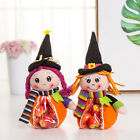 2017 Halloween Cute Witches Candy Bags Packaging Children Party Storage Bag Gift