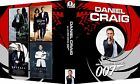 JAMES BOND 007 DANIEL CRAIG Custom Photo Album 3-Ring Binder $36.85 CAD