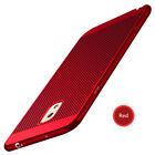 Luxury Ultra Thin Slim PC Mesh Hard Back Case Cover for Samsung Galaxy Note 4/3