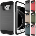Shockproof Slim Brushed Rugged Case Cover For Samsung Galaxy Phone Accessories