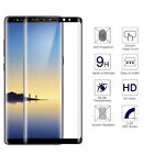 3D [FULL Coverage] Tempered Glass Screen Protector For Samsung Galaxy S9 Note 8